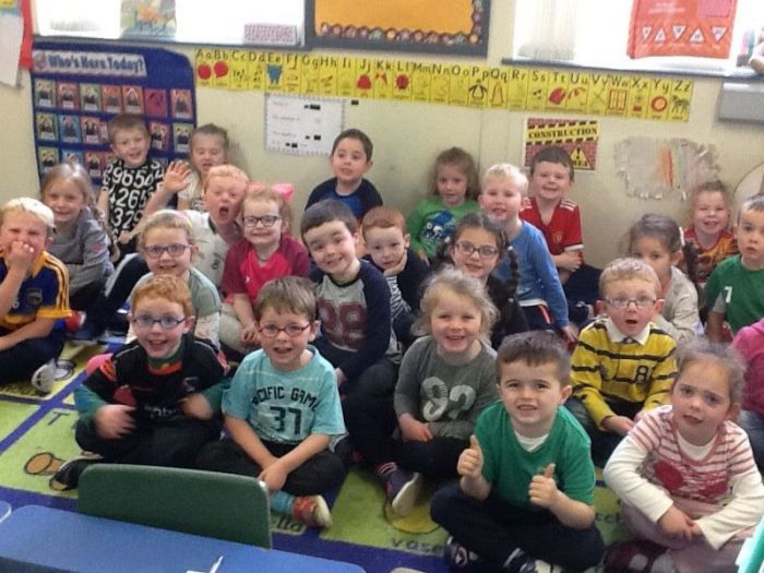 Number day fun in P.1